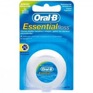 Nić Oral-B Essential Floss 50m